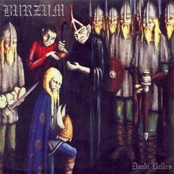 Burzum - Daudi Baldrs - LP Gatefold
