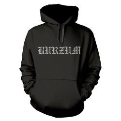 Burzum - Hvis Lyset Tar Oss - HOODED SWEAT SHIRT (Men)