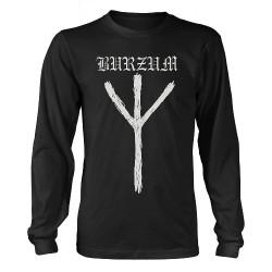 Burzum - Rune - LONG SLEEVE (Men)