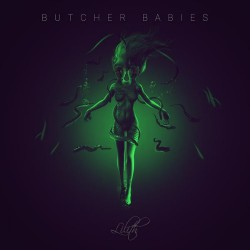 Butcher Babies - Lilith - CD