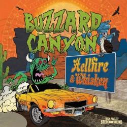 Buzzard Canyon - Hellfire And Whiskey - CD