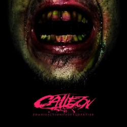 Callejon - Zombieactionhauptquartier - CD + DVD slipcase