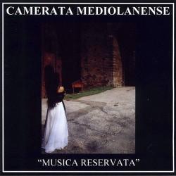 Camerata Mediolanense - Musica Reservata - 2CD DIGIPAK