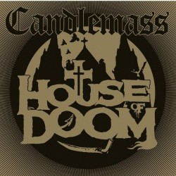 Candlemass - House Of Doom - CD EP DIGIPAK