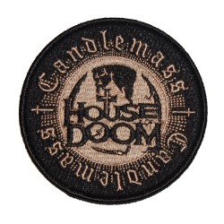Candlemass - House Of Doom - Patch