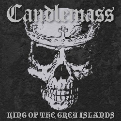 Candlemass - King of the Grey Islands - DOUBLE LP GATEFOLD COLOURED