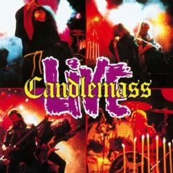 Candlemass - Live - DOUBLE LP Gatefold