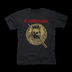 Candlemass - The Door To Doom - T-shirt (Men)