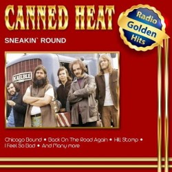 Canned Heat - Sneakin' Round - CD