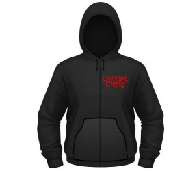Cannibal Corpse - A Skeletal Domain - Hooded Sweat Shirt Zip