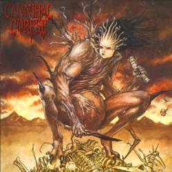 Cannibal Corpse - Bloodthirst [censored] - CD