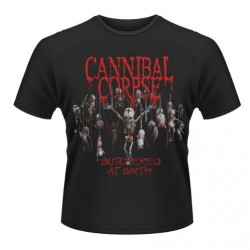 Cannibal Corpse - Butchered At Birth [2015] - T-shirt (Men)