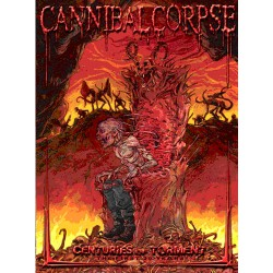 Cannibal Corpse - Centuries of Torment - The first 20 years - TRIPLE DVD DIGIPAK