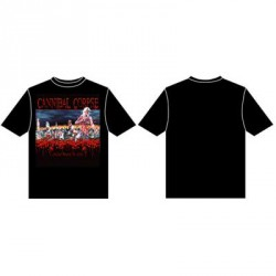 Cannibal Corpse - Eaten Back To Life - T-shirt (Men)