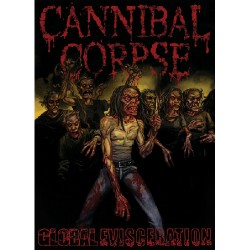 Cannibal Corpse - Global Evisceration - DVD DIGIPAK