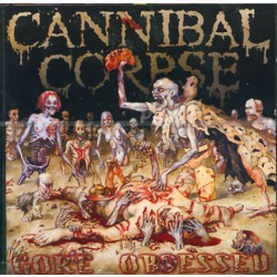 Cannibal Corpse - Gore Obsessed - CD