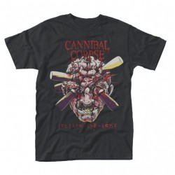 Cannibal Corpse - Ice Pick Lobotomy - T-shirt (Men)