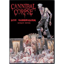 Cannibal Corpse - Live Cannibalism - DVD DIGIPACK