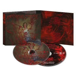 Cannibal Corpse - Red Before Black [LTD edition] - 2CD DIGIPAK