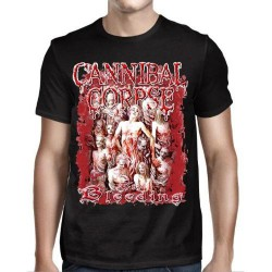 Cannibal Corpse - The Bleeding - T-shirt (Men)