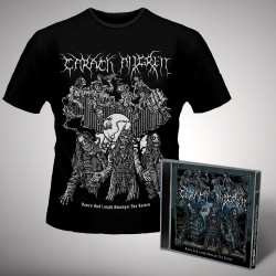 Carach Angren - Dance And Laugh Amongst The Rotten - CD + T Shirt bundle