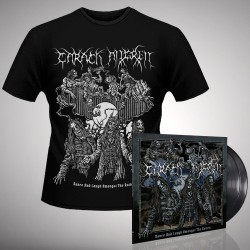 Carach Angren - Dance And Laugh Amongst The Rotten - Double LP gatefold + T-shirt bundle