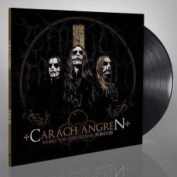 Carach Angren - Where The Corpses Sink Forever - LP Gatefold