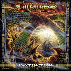 Carcariass - E-xtinction - CD DIGIPAK