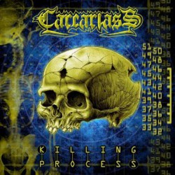 Carcariass - Killing Process - CD DIGIPAK