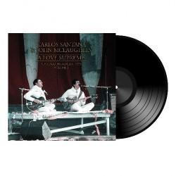 Carlos Santana & John Mclaughlin - A Love Supreme Vol.1 - DOUBLE LP Gatefold