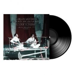 Carlos Santana & John Mclaughlin - A Love Supreme Vol.2 - DOUBLE LP Gatefold