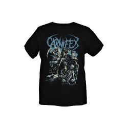 Carnifex - Darkhorse - T-shirt (Men)