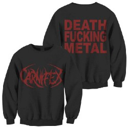 Carnifex - Death Fucking Metal - Sweat-shirt