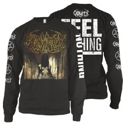 Carnifex - Until I Feel Nothing - LONG SLEEVE (Men)