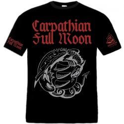 Carpathian Full Moon - Serenades In Blood Minor - T-shirt (Men)