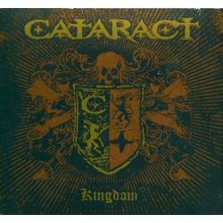Cataract - Kingdom LTD Edition - 2CD DIGIPAK