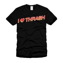 Catch Phrase - I Heart THRASH! - T-shirt (Men)