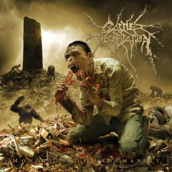 Cattle Decapitation - Monolith of Inhumanity - CD