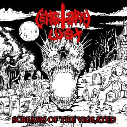 Cemetery Lust - Screams of The Violated - CD