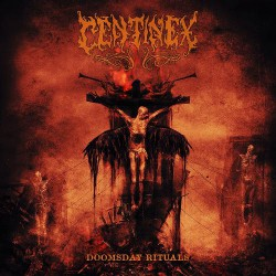 Centinex - Doomsday Rituals - CD DIGIPAK