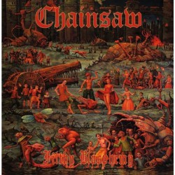Chainsaw - Filthy Blasphemy - LP COLOURED