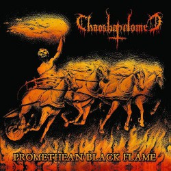 Chaosbaphomet - Promethean Black Flame - CD
