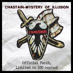 Chastain - Mystery Of Illusion - Patch