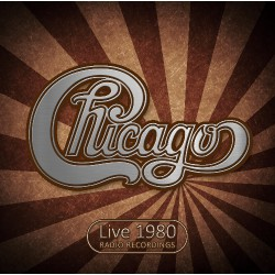 Chicago - Live 1980 - CD