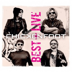 Chickenfoot - Best + Live - 2CD DIGIPAK