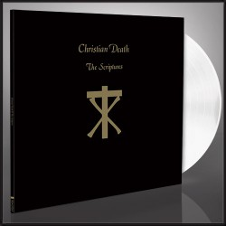 Christian Death - The Scriptures - LP Gatefold Coloured