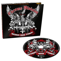 Chrome Division - Infernal Rock Eternal - CD DIGIPAK