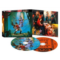 Cirith Ungol - King of The Dead - CD + DVD digibook