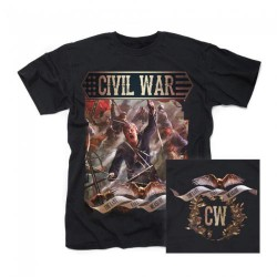 Civil War - The Last Full Measure - T-shirt