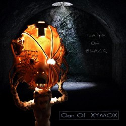 Clan Of Xymox - Days Of Black - CD DIGIPAK